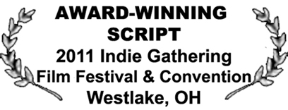 Script received 2nd Place Award